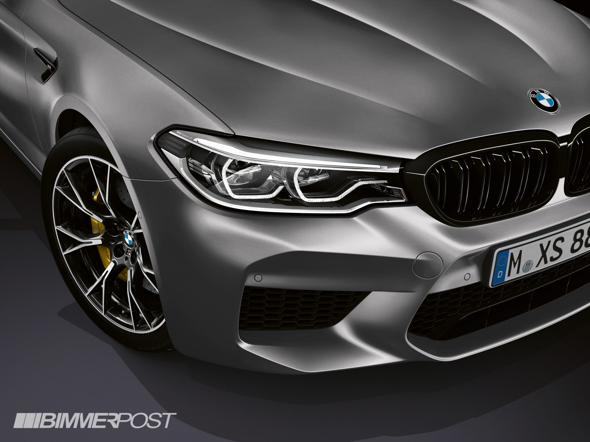 Introducing The 2019 Bmw M5 Competition Pricing Starts At 110 995 M5post Bmw M5 Forum F90