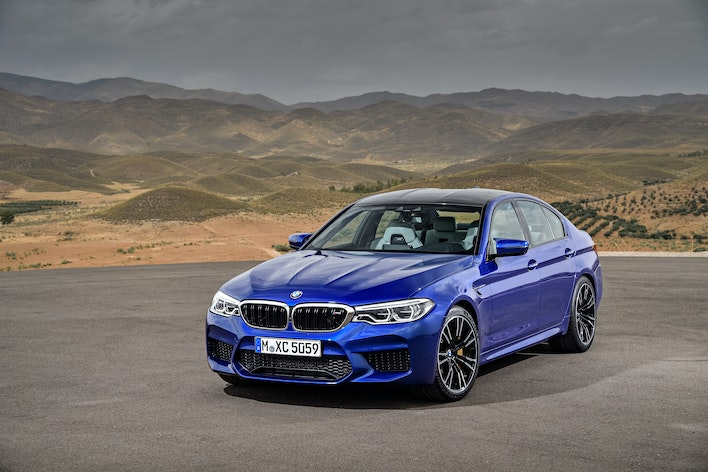 2018 Bmw M5 F90 Official Thread Information Specs