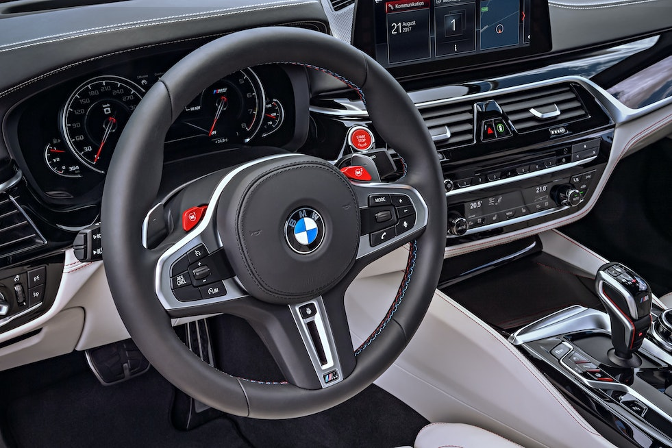 Anyone Else In Love With The New M5 S M Buttons