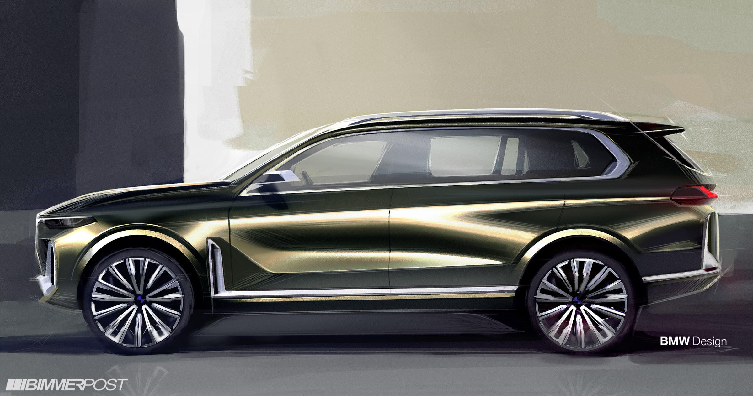 X8 Bmw >> BMW X7 iPerformance Concept Official Reveal