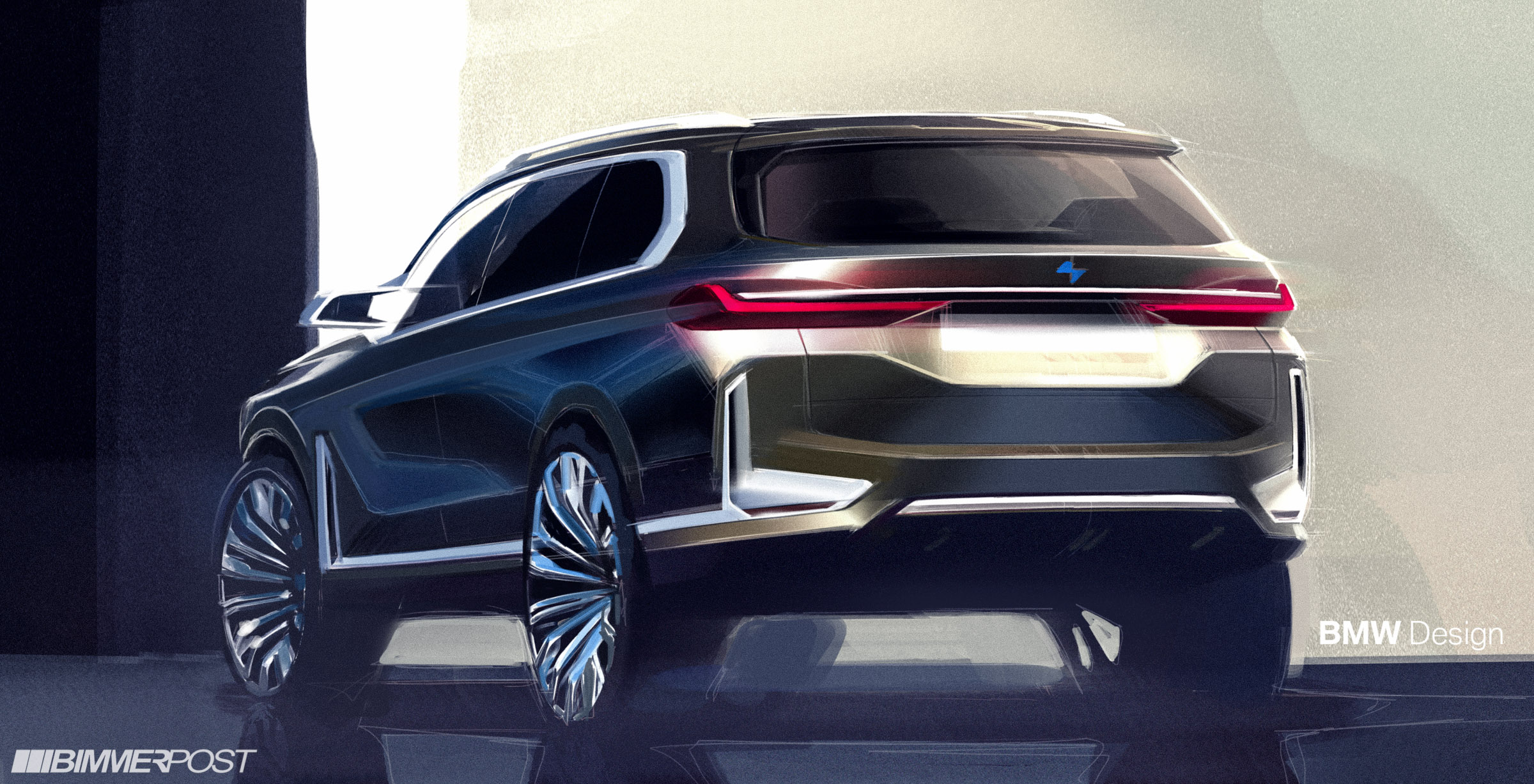 Bmw X7 Iperformance Concept Official Reveal