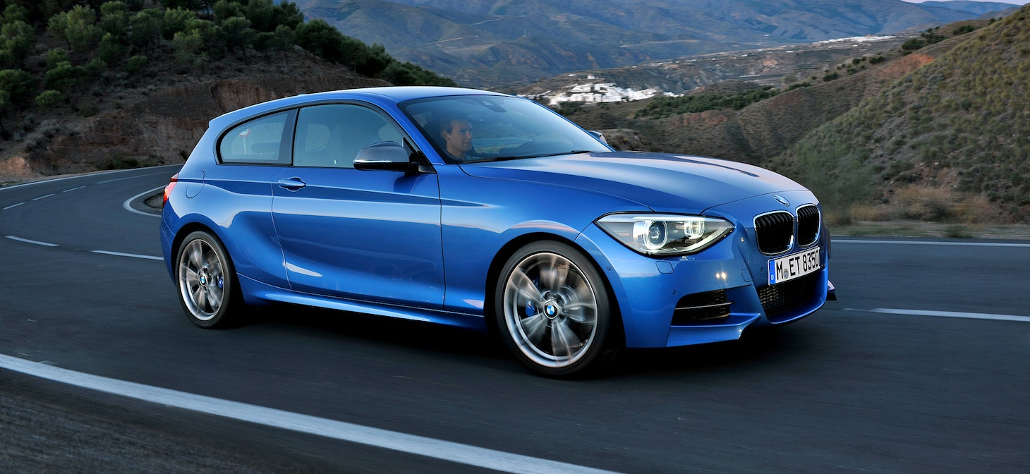 BMW 1-Series 3-Door and M135i (F21) Official Wallpapers, Info, Specs
