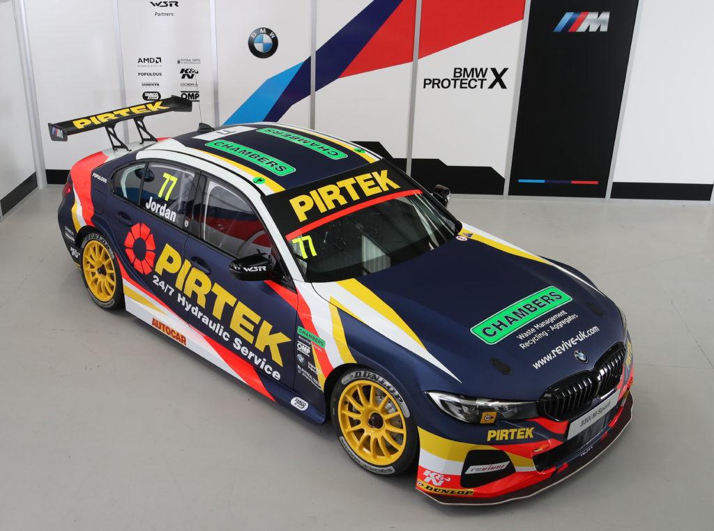 G20 330i Btcc Race Cars Unveiled