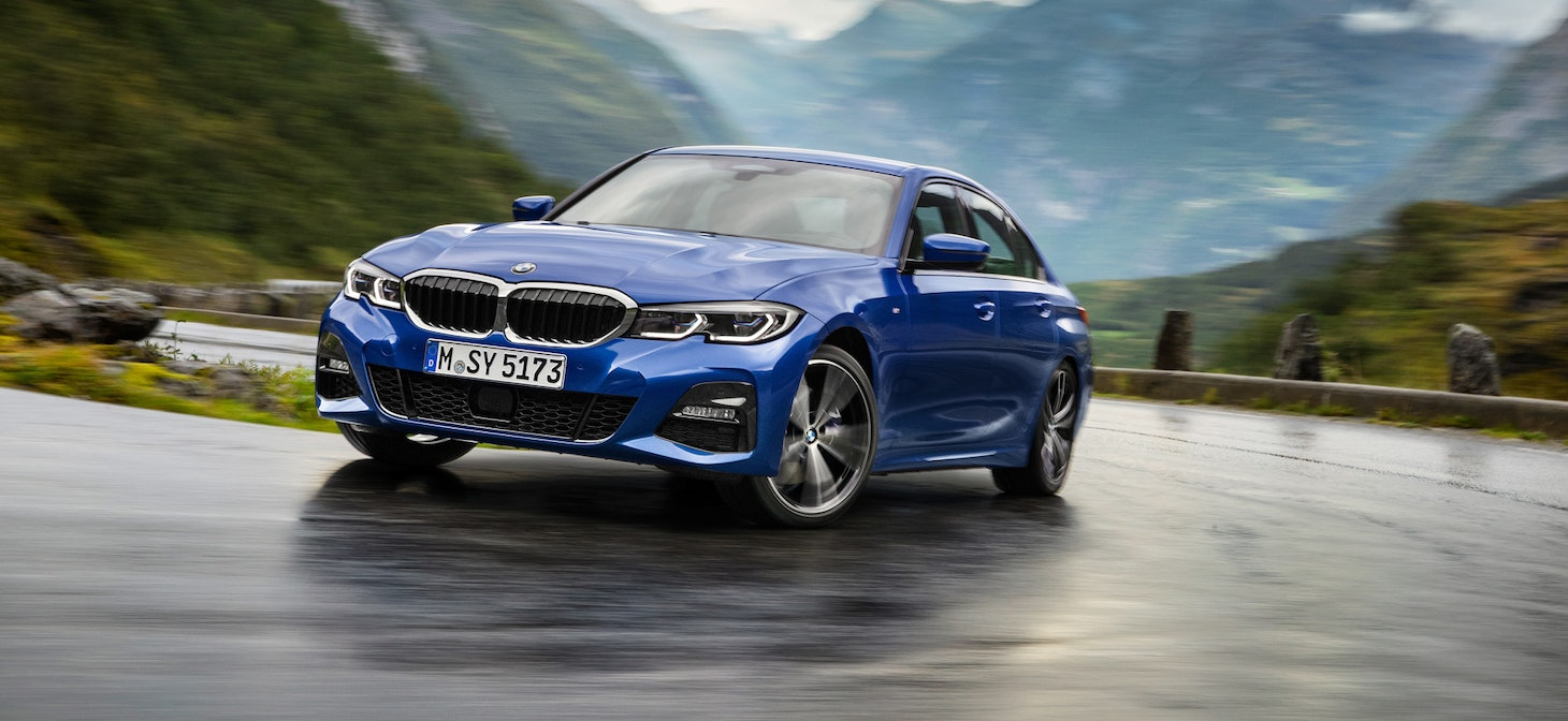 2019 Bmw 3 Series G20 Official Specs Wallpapers Videos Photos