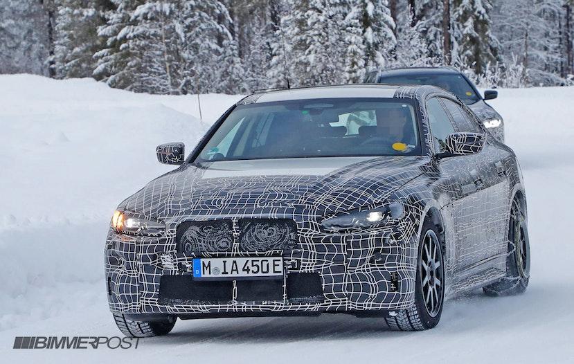 2021 BMW i4 6