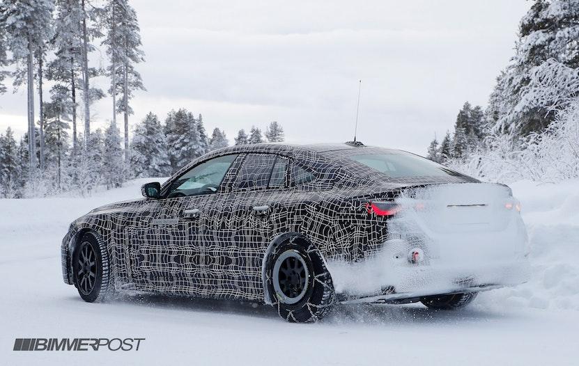 2021 BMW i4 8