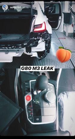 2020 - [BMW] M3/M4 - Page 3 G80-M3-Leak