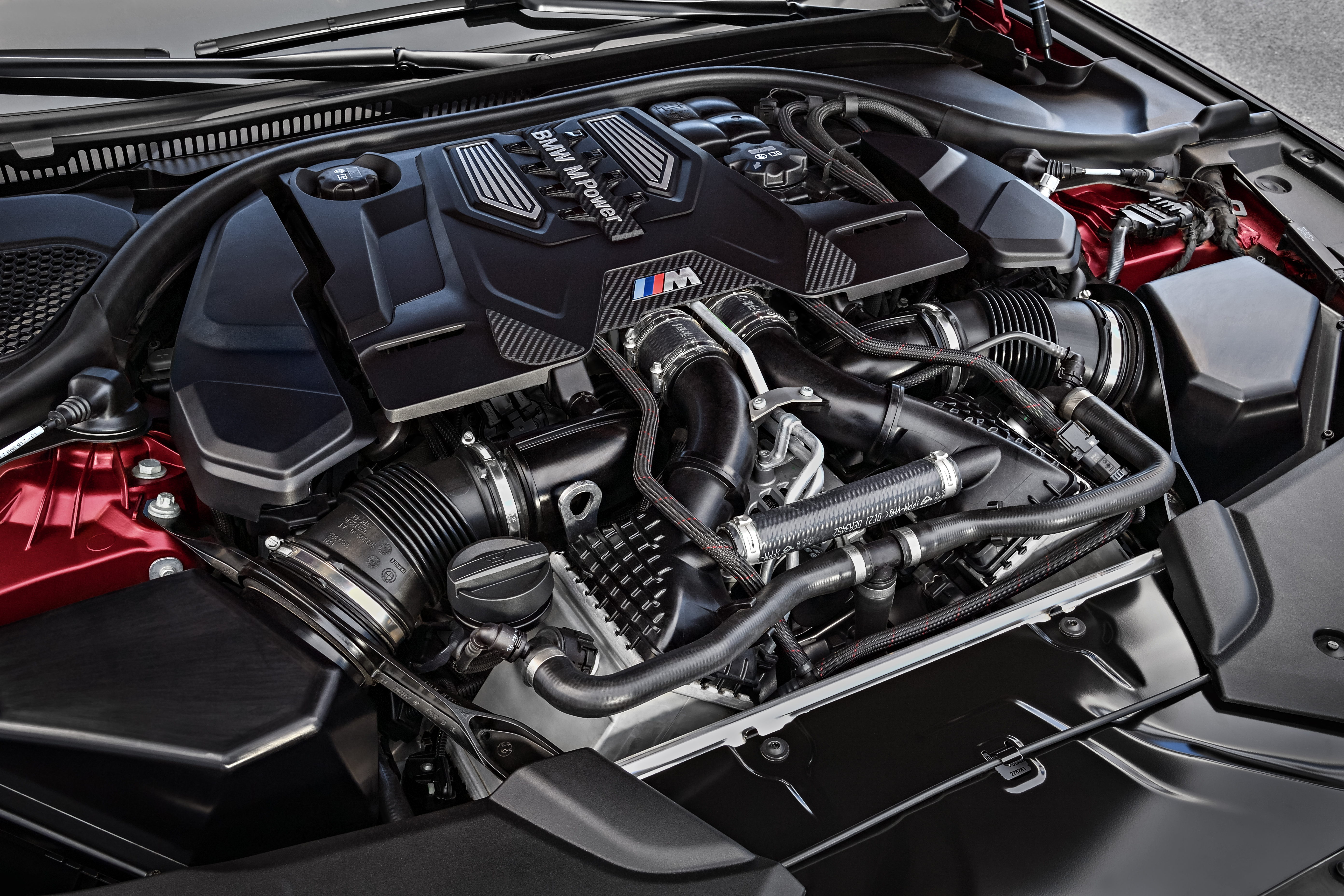 2018 BMW M5 (F90) First Edition