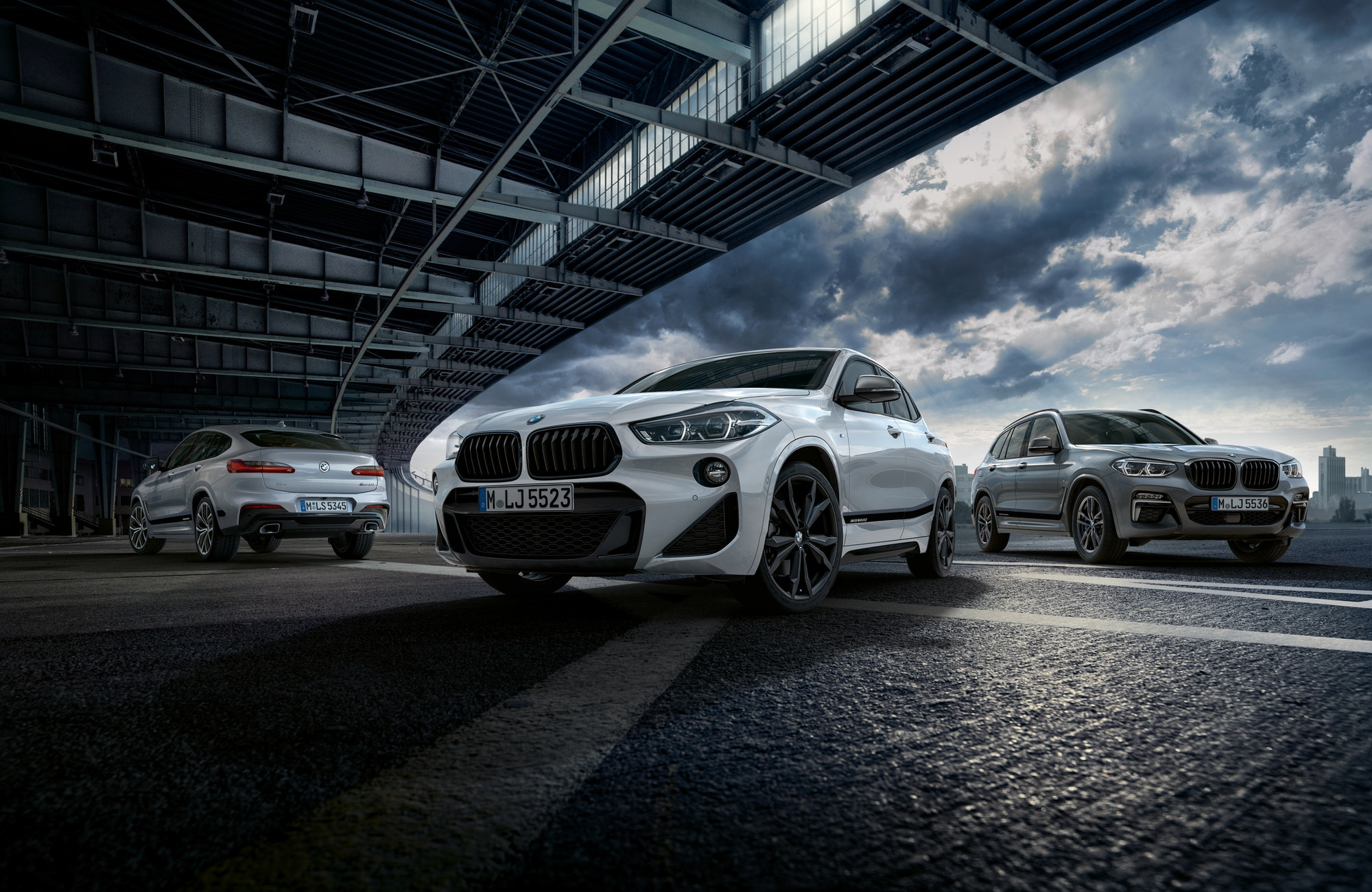 e4fc3bed0a83 BMW M Performance Parts Revealed for the X2