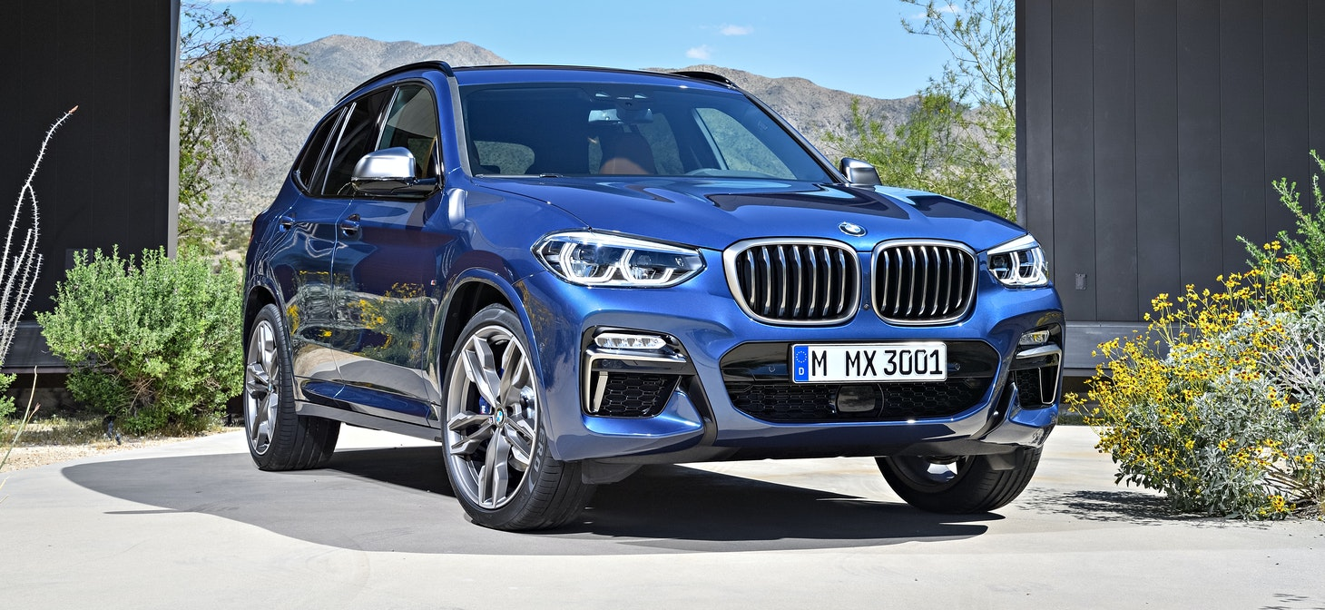 2018 BMW X3 G01 Official Thread All The Information Wallpapers And Videos You Want