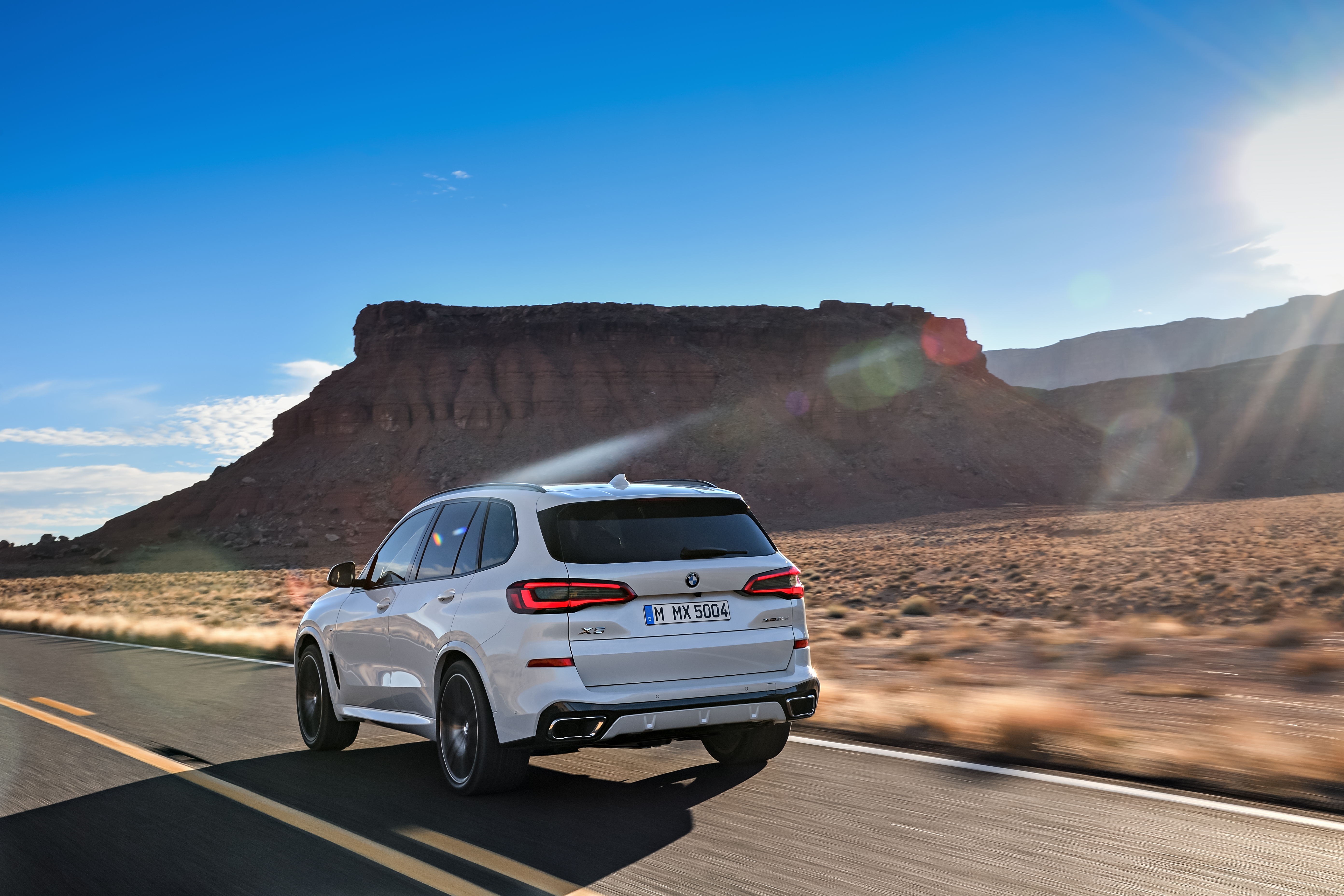 THE BMW X5 M AND BMW X6 M COMPETITION.