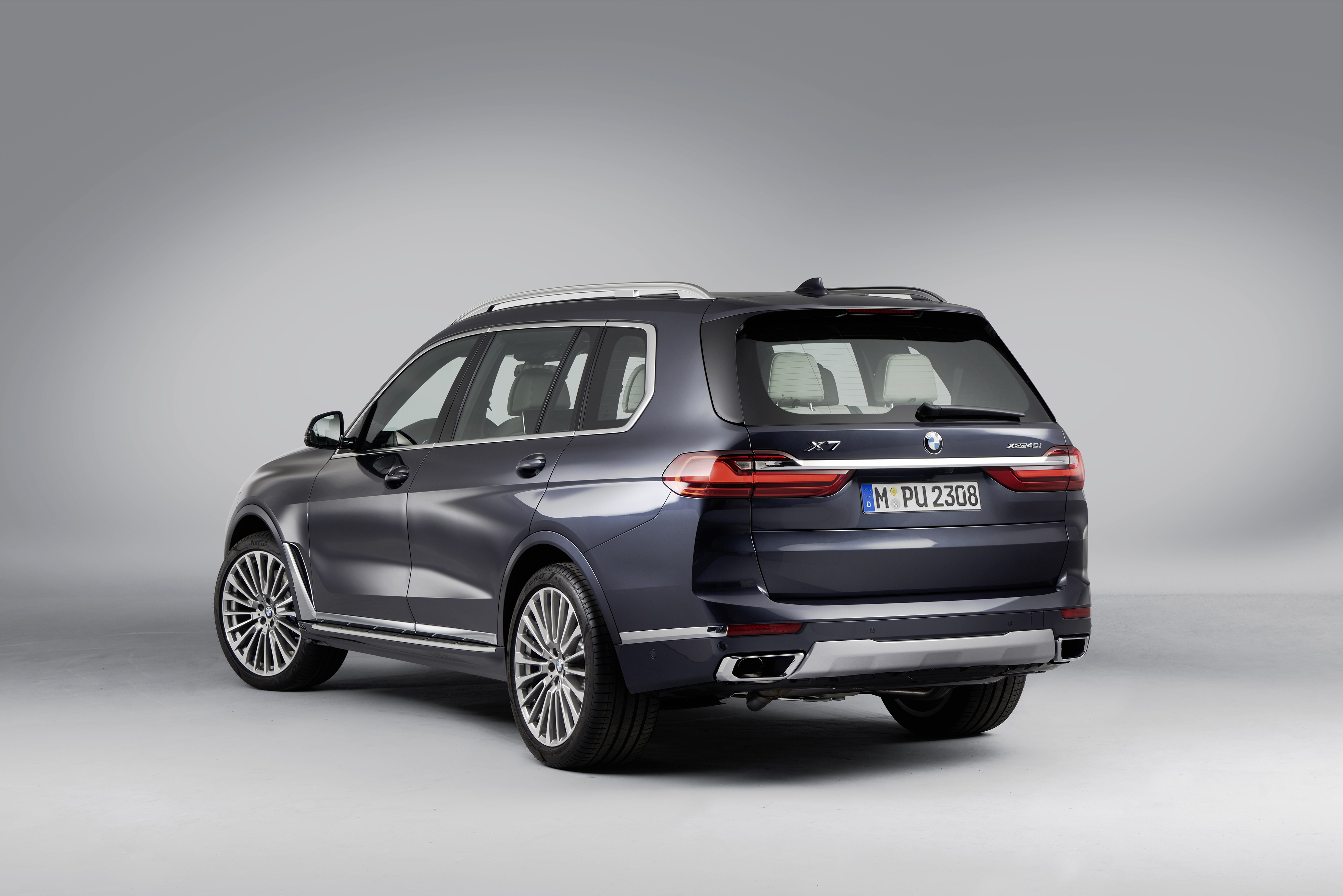 2019 BMW X7 (G07) Official Thread: Information, Specs