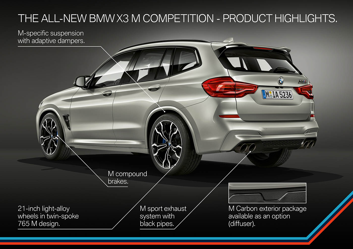 M4 Competition Package >> 2020 BMW X3M (F97) X4M (F87) Official Thread: Information, Specs, Wallpapers, Videos