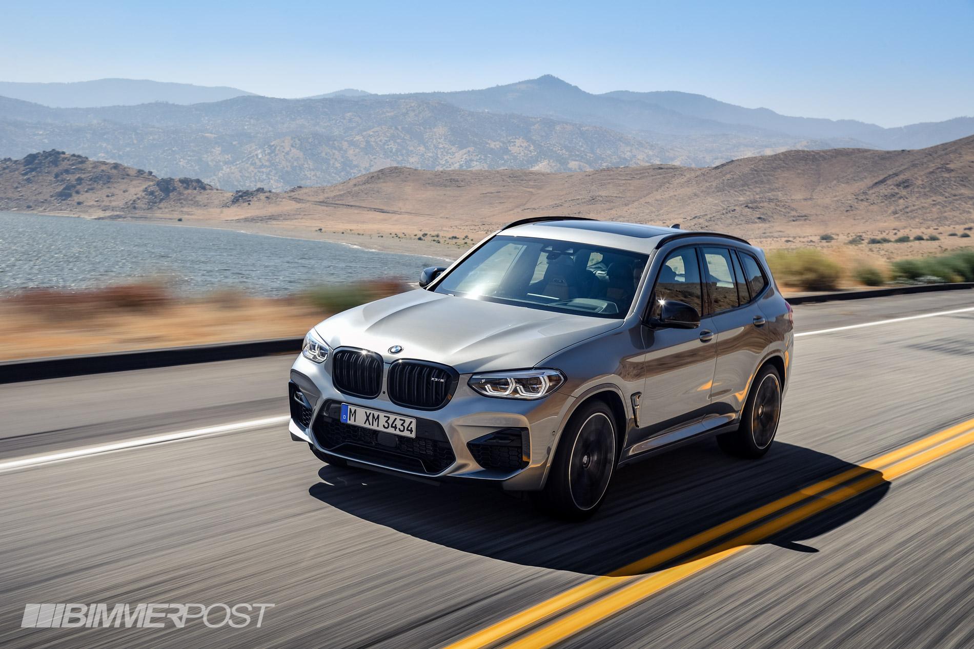 2020 BMW X3M (F97) X4M (F87) Official Thread: Information ...